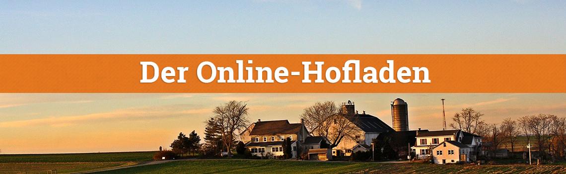 Der Online-Hofladen