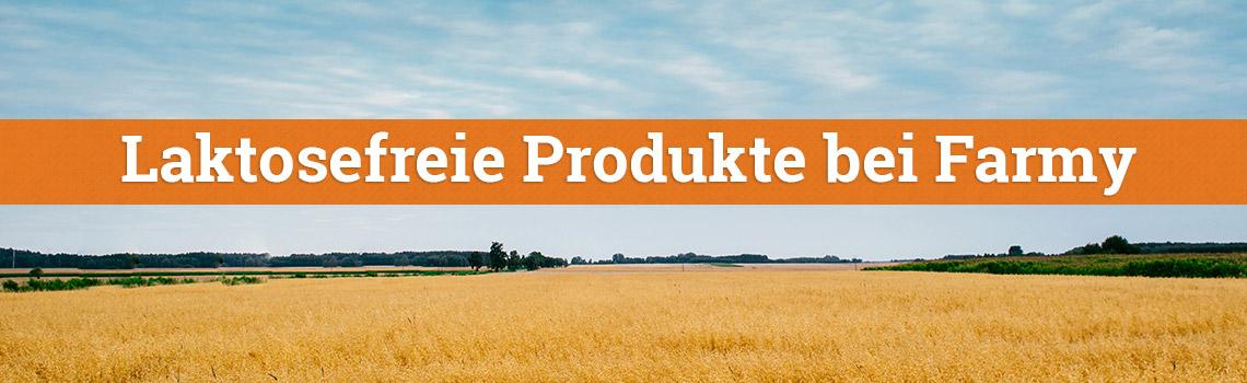 Laktosefreie Produkte bei Farmy